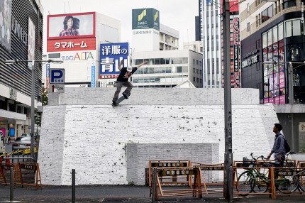 Laurence Keefe FS Crooks Tokyo