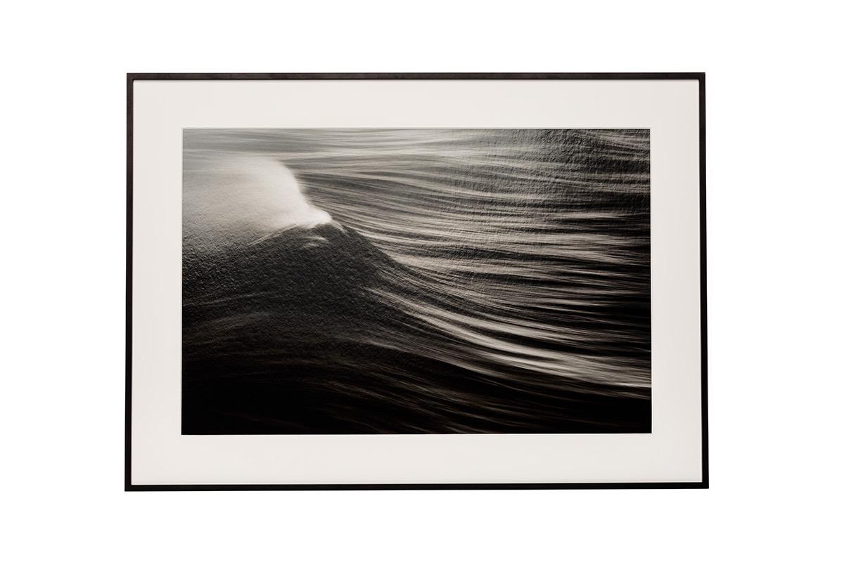 Photographie surf encadrée, cadre sous plexiglas