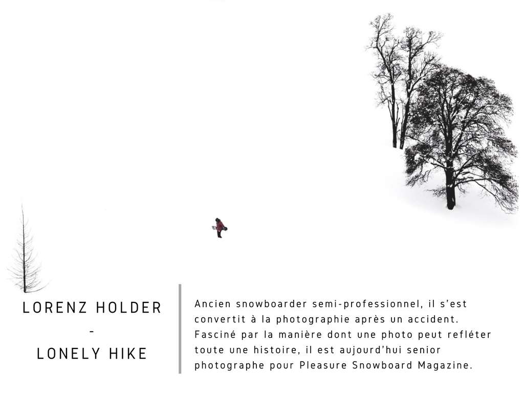Lorenz Holder - Lonely Hike
